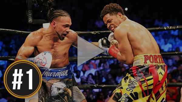 Thurman vs Porter Full Fight: June 25, 2016