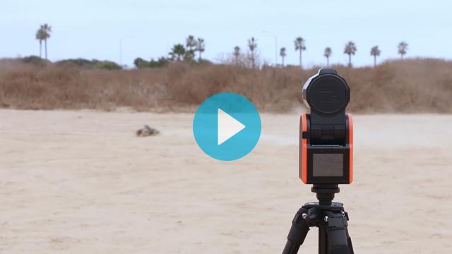 SOLOSHOT3   Robot Cameraman Tracks Quick RC Truck