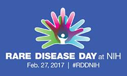 Rare Disease Day at NIH February 27, 2017 #RDDNIH