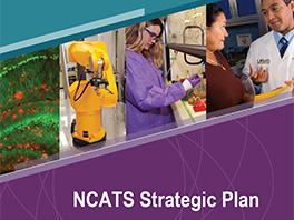 NCATS strategic plan cover