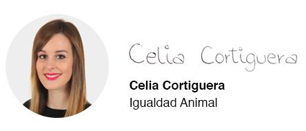Celia, Igualdad Animal