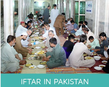 Iftar in Pakistan
