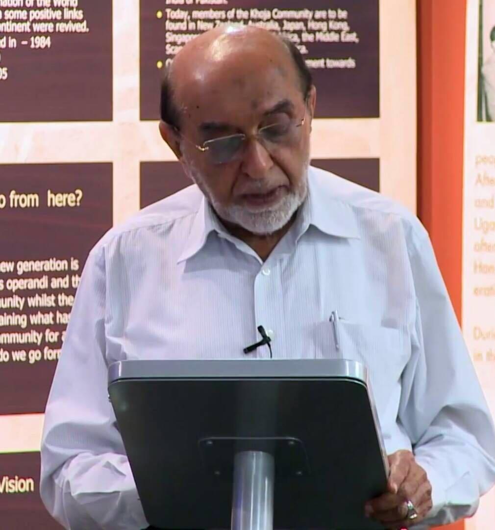 Marhum Hassanbhai Ali Mohamed M Jaffer