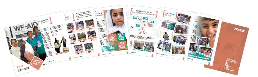 Ramadan Relief Report