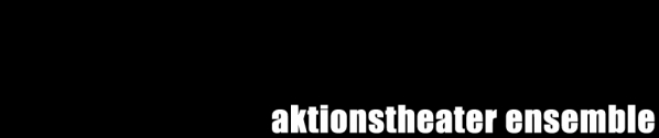 Logo aktionstheater ensemble