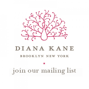 diana kane -- join our mailing list