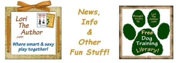 LoriTheAuthor Newsletter Header Art