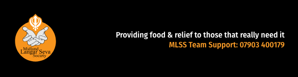 Midland Langar Seva Society | Providing food and relief to those that really need it