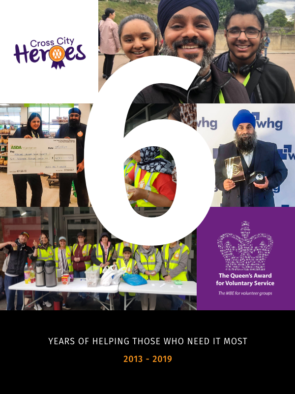 Midland Langar Seva Society 6th Birthday 2013-2019