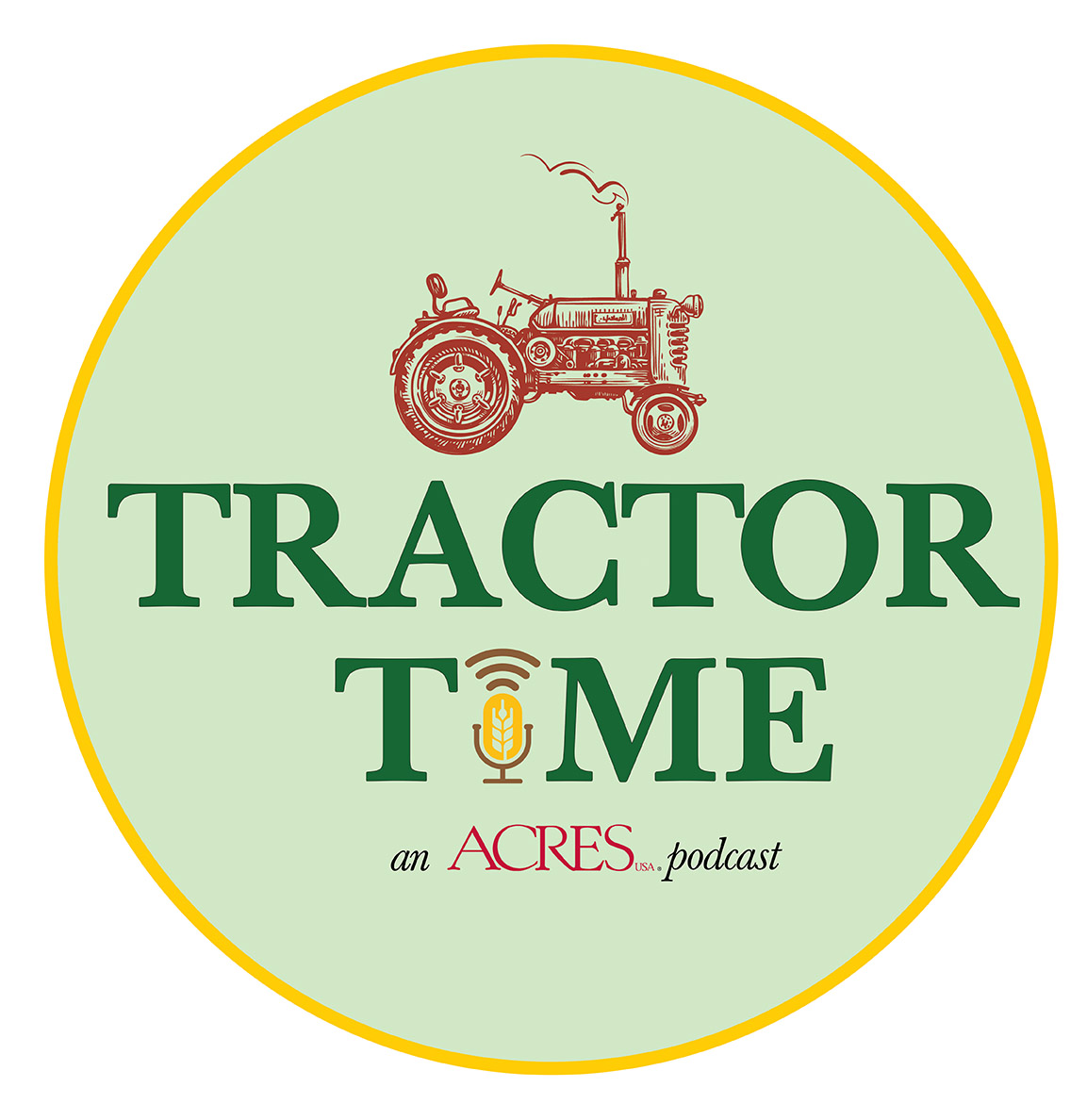 Tractor Time Podcast