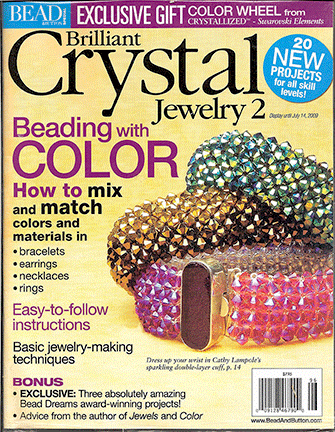 2009 Special Issue, Bead & Button, Brilliant Crystal Jewelry 2 (NEW)