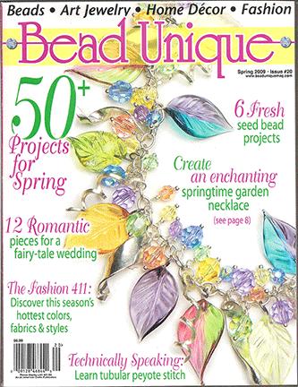 020 Bead Unique Magazine, Issue 20 (Like New)