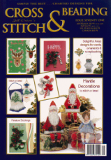 Jill Oxton's Cross Stitch & Beading Magazine