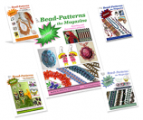 50% off Individual Issue of Bead-Patterns the Magazine on CD