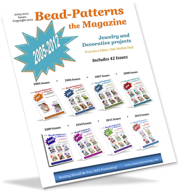 Bead-Patterns the Magazine - Issue 25 (Sep/Oct 2009)