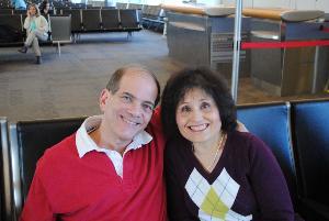 Alan & Diane