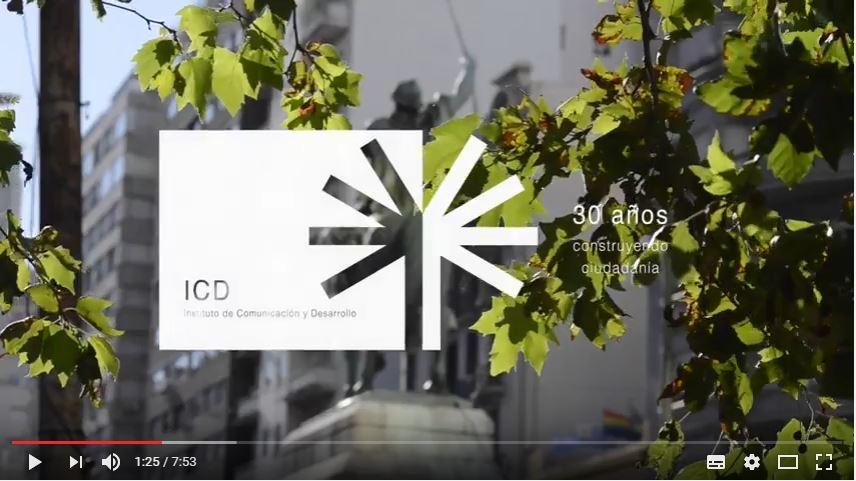 ICD - 30 años construyendo ciudadanía