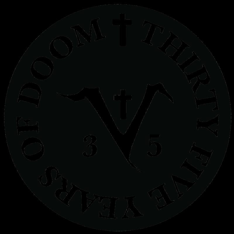 Saint Vitus 35th Anniversary logo