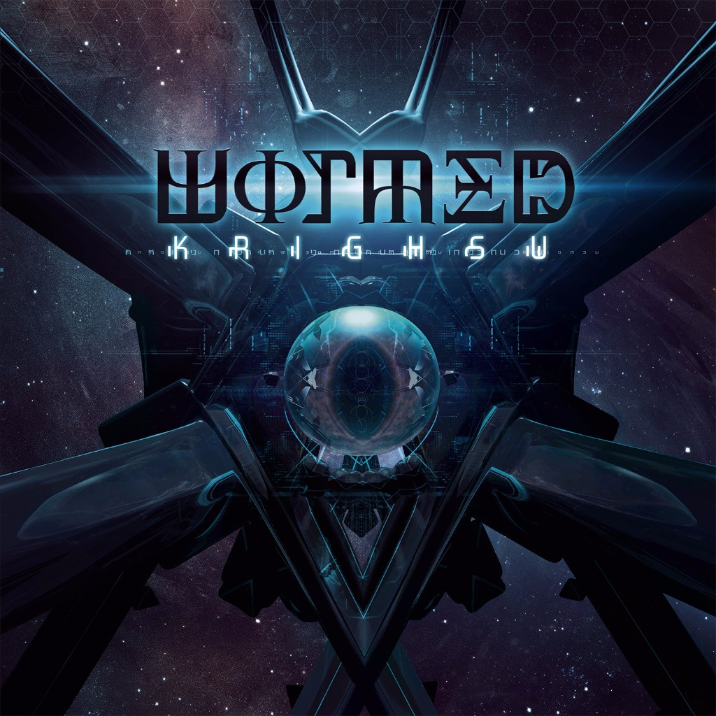 WORMED album cover 'Krighsu'