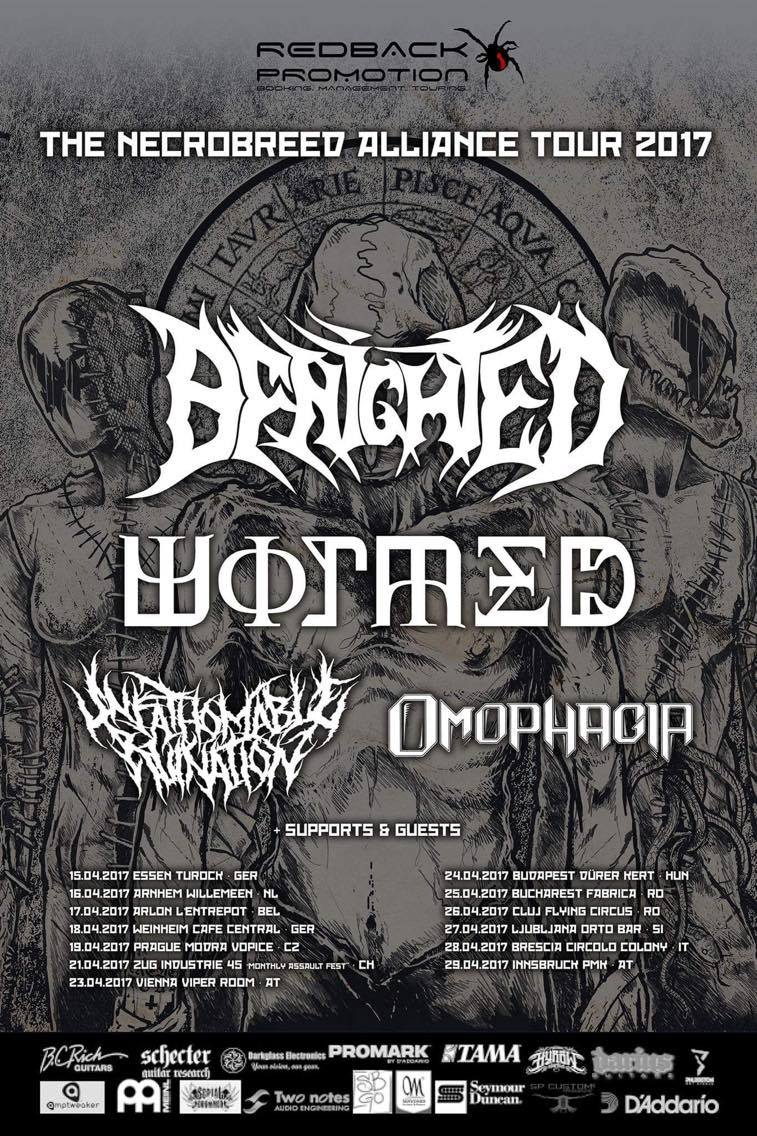 BENIGHTED admat EU 2017