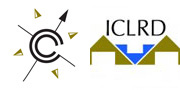 The Centre for Cross Border Studies and The International Centre for Local and Regional Development logos