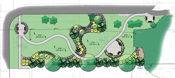 Rossdale Pocket Park