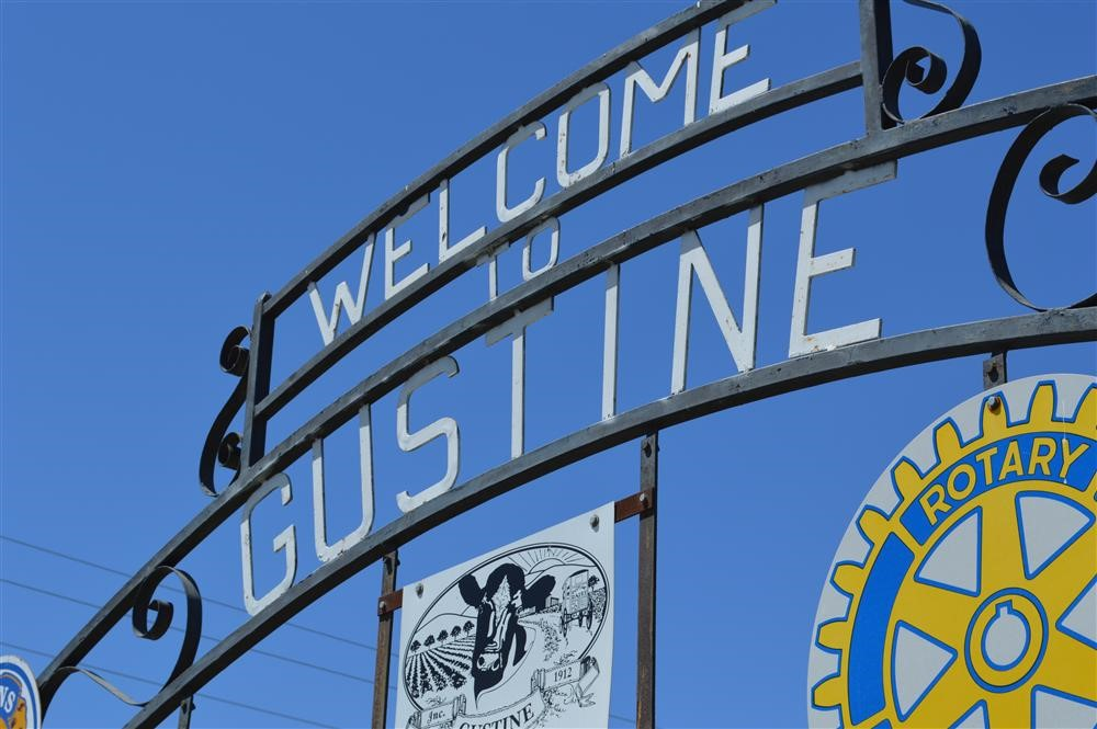 City of Gustine sign from CEC article