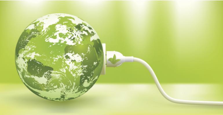 Plug into the earth