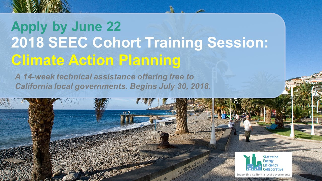 SEEC Cohort Training Session
