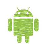 Picture of an android