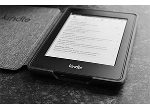 Picture of a Kindle Reader