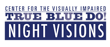 True Blue Do: Night Visions Logo