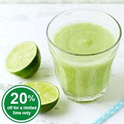 Lime Fruit Purée