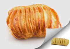 Ham & Cheese Puff Pastry