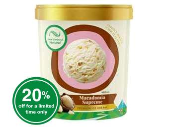 Macadamia Supreme