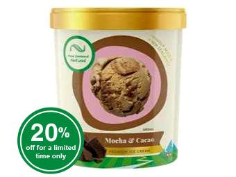 Mocha & Cacao