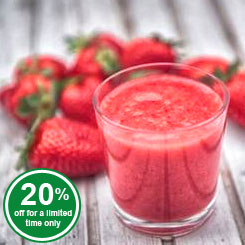 Strawberry Fruit Puree