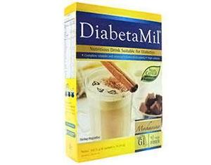 DiabetaMil® Nutritious Mochaccino Drink