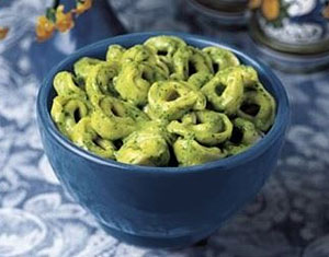Organic Pesto Tortellini Bowl