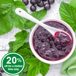 Blackcurrant Fruit Purée
