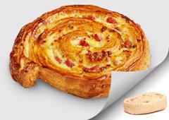 Ham & Cheese Swirl