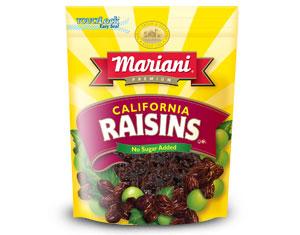 Premium California Raisins