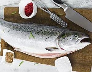 Whole Atlantic Salmon
