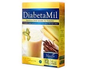 DiabetaMil® Nutritious Vanilla Drink with Cereal