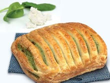 Spinach & Ricotta Puff Pastry