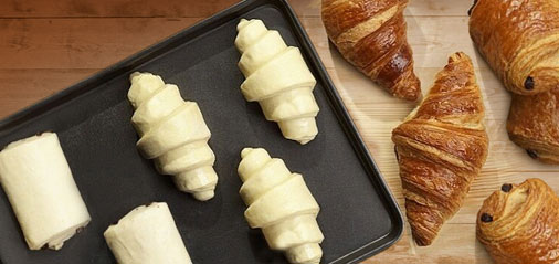 Convenient Ready-to-bake Pastries
