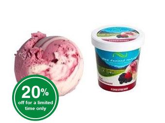 Forestberry Yogurt