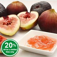 Fig Fruit Puree Purée