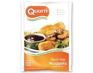 Meat-Free Nuggets