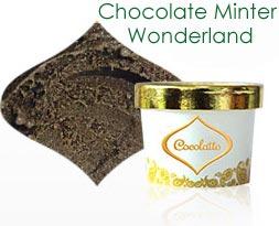 Chocolate Minter Wonderland